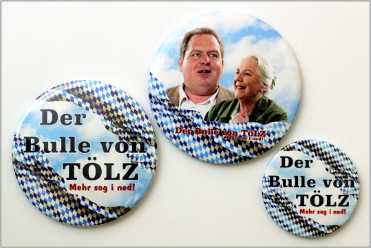 Online-Shop: KÜHLSCHRANKMAGNET - 3er Set - Bulle von Tölz